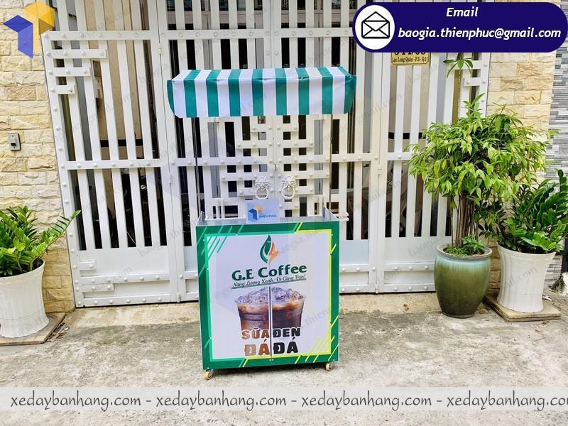 báo giá xe lắp ráp bán cafe rang xay hcm