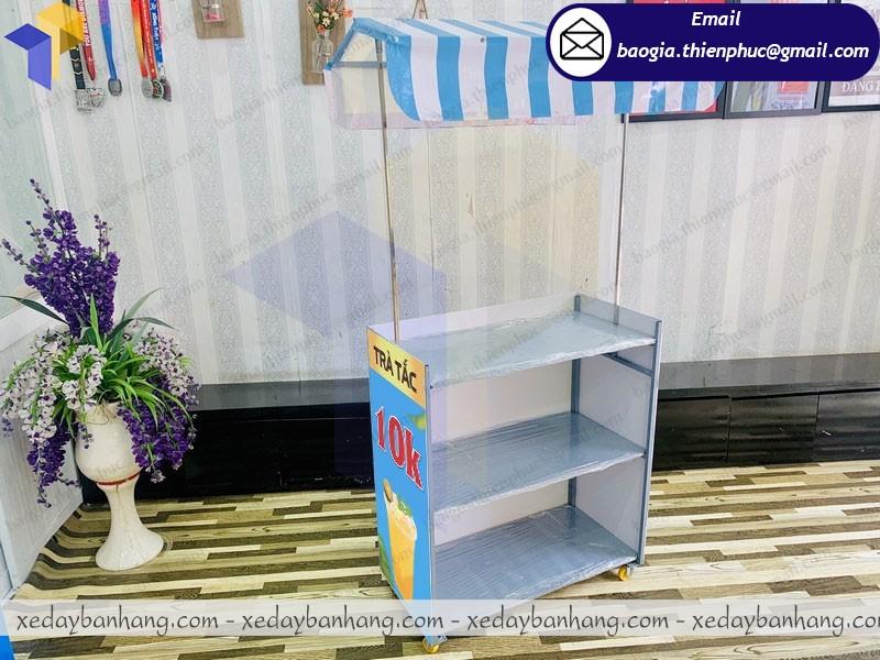 booth bán trà tắc cozy lắp ráp giá rẻ