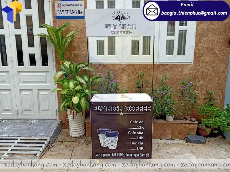 booth cafe lắp ráp  ở đà nẵng
