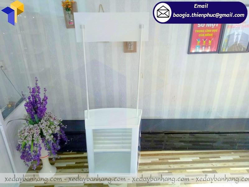 booth quảng cáo nhựa rẻ tây ninh