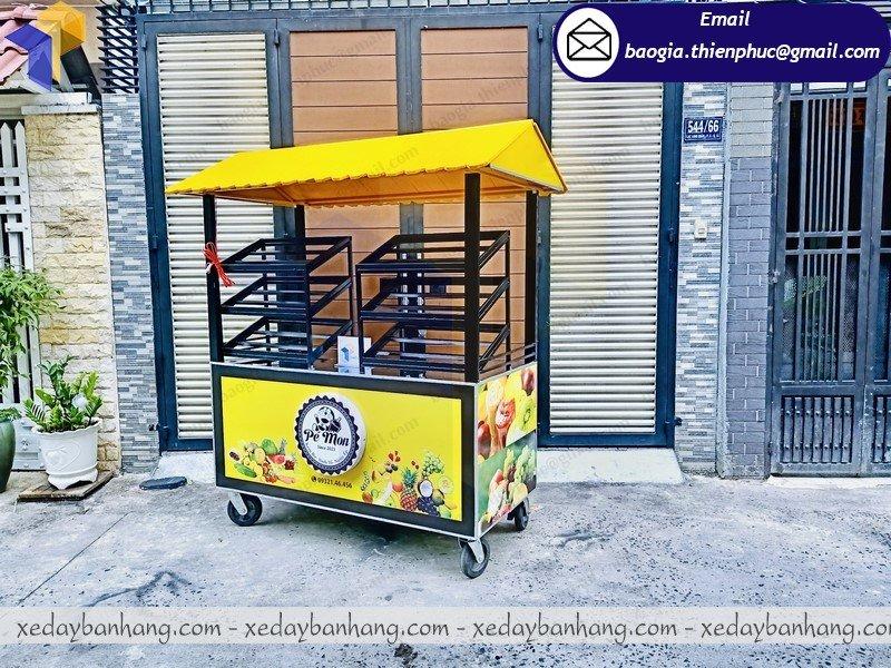 cung ứng tủ bán trái cây ướp lạnh giá rẻ
