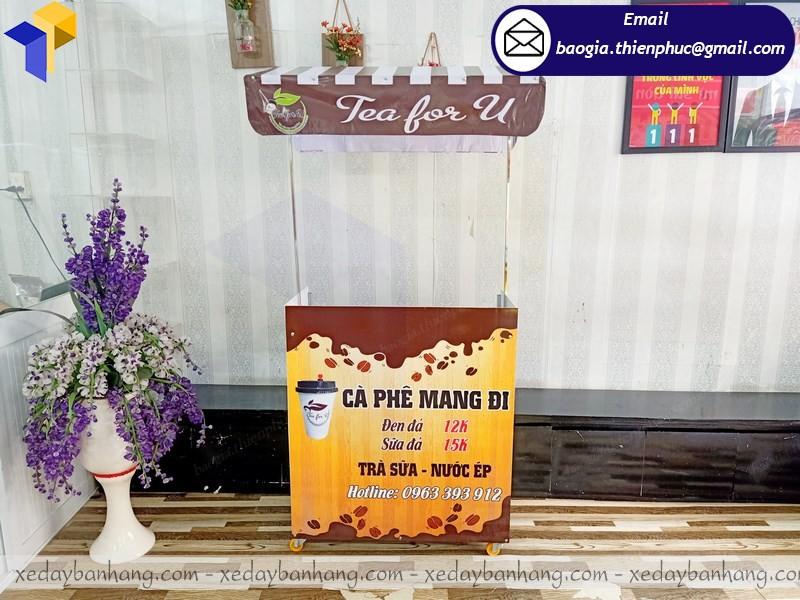 quầy lắp ráp cafe mang đi giá rẻ hcm
