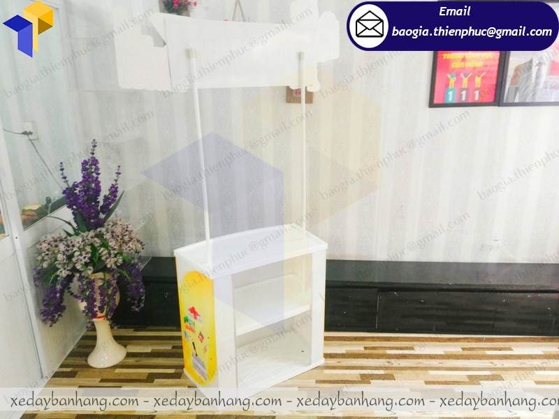 booth bán hàng mini ở phú quốc