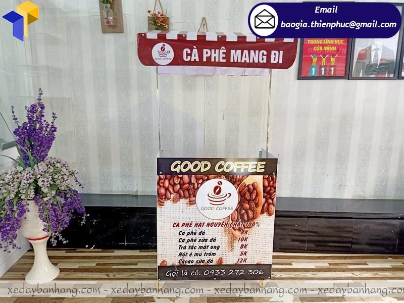 tủ kệ bán cafe mang đi giá rẻ  hcm