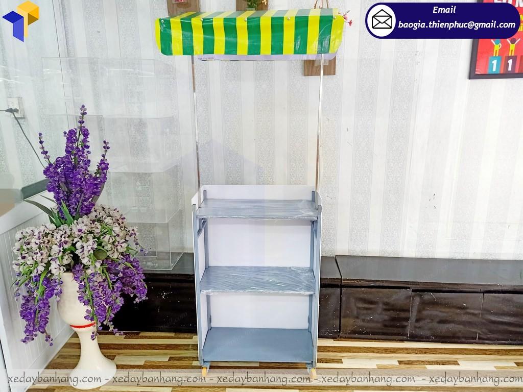 Thiết kế booth lắp ráp trưng bày quảng cáo ở phú quốc
