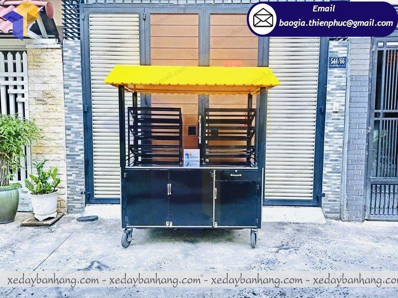 sản xuất tủ bán trái cây ướp lạnh giá rẻ