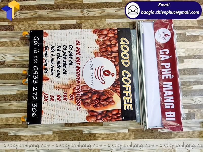 tủ kệ bán cafe mang đi giá rẻ  cần thơ